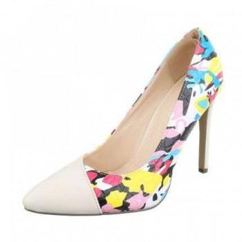 Pantofi Damen High Heels - beige 332593PANGER