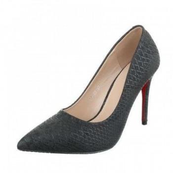Pantofi Damen High Heels - black 341242PANGER