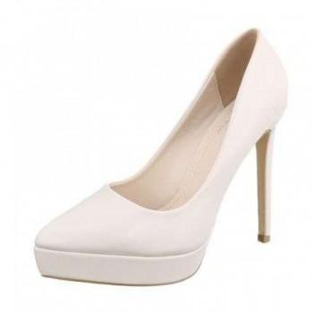 Pantofi Damen High Heels - beige 582539PANGER