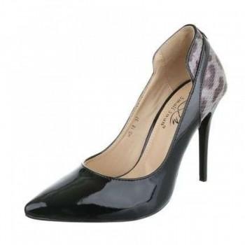 Pantofi Damen High Heels - black 508791PANGER