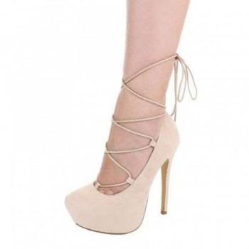 Pantofi Damen High Heels - beige 203596PANGER