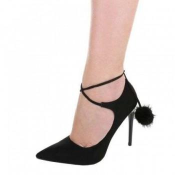 Pantofi Damen High Heels - black 369019PANGER