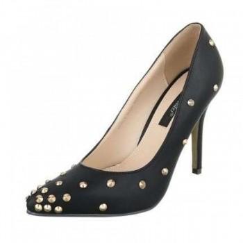 Pantofi Damen High Heels - black 222222PANGER