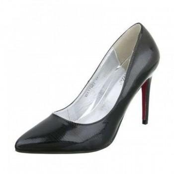Pantofi Damen High Heels - black 138085PANGER