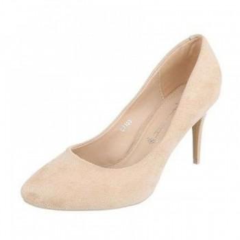 Pantofi Damen High Heels - beige 757732PANGER
