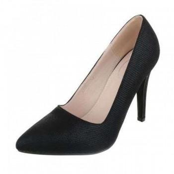 Pantofi Damen High Heels - black 149420PANGER