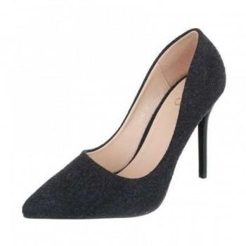 Pantofi Damen High Heels - black 204659PANGER