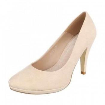 Pantofi Damen High Heels - beige 433193PANGER