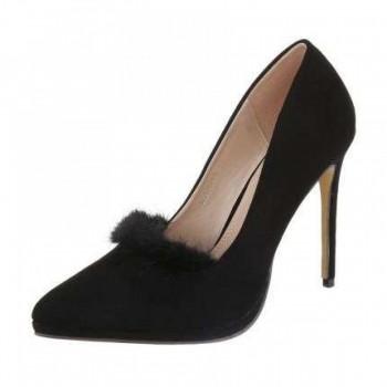 Pantofi Damen High Heels - black 310526PANGER