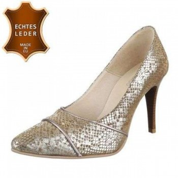 Pantofi Damen High Heels - bege 411134PANGER