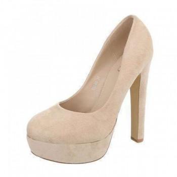 Pantofi Damen High Heels - beige 999309PANGER