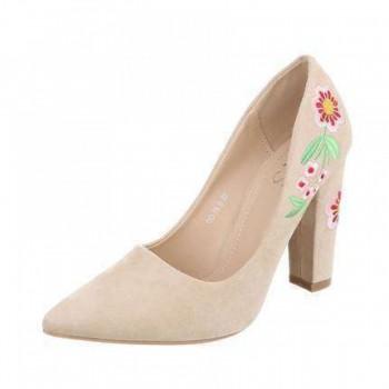 Pantofi Damen High Heels - beige 501865PANGER