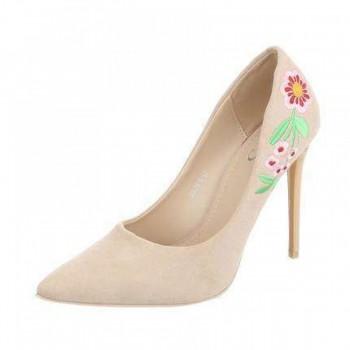 Pantofi Damen High Heels - beige 854876PANGER