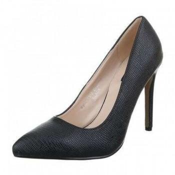 Pantofi Damen High Heels - black 132154PANGER