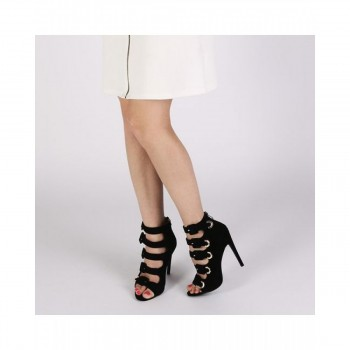 Pantofi Dama Christy Stiletto Faux, Shoes UK