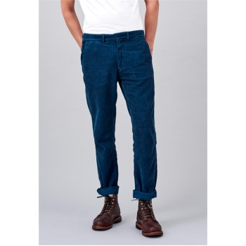 Blugi King Of Indigo Jarrell Corduroy Navy